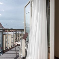 Отель Radisson Blu Hotel Клайпеда Литва, Клайпеда - отзывы, цены и фото номеров - забронировать отель Radisson Blu Hotel Клайпеда онлайн балкон