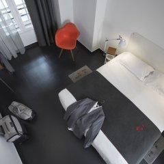 Отель Collège Hôtel Франция, Лион - отзывы, цены и фото номеров - забронировать отель Collège Hôtel онлайн комната для гостей фото 4
