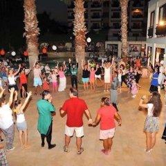 Hera Beach Hotel Турция, Сиде - отзывы, цены и фото номеров - забронировать отель Hera Beach Hotel онлайн развлечения