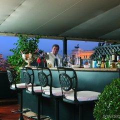 Grand Hotel De La Minerve гостиничный бар