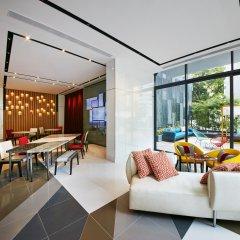 Отель Oakwood Studios Singapore Сингапур, Сингапур - отзывы, цены и фото номеров - забронировать отель Oakwood Studios Singapore онлайн гостиничный бар