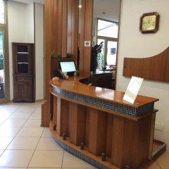 Отель Ausonia Италия, Римини - 3 отзыва об отеле, цены и фото номеров - забронировать отель Ausonia онлайн интерьер отеля