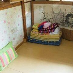 Отель Sitong Hanok Guesthouse Jongno комната для гостей