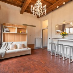 Апартаменты Ardiglione Apartment комната для гостей фото 3