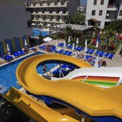 Sun City Apartments & Hotel Турция, Сиде - отзывы, цены и фото номеров - забронировать отель Sun City Apartments & Hotel онлайн бассейн