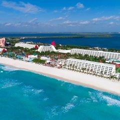 Отель Oasis Cancun Lite бассейн фото 3