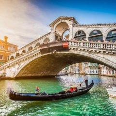 Отель Acca Hotel Италия, Венеция - отзывы, цены и фото номеров - забронировать отель Acca Hotel онлайн приотельная территория фото 2