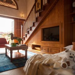 Отель Elysium 5* Стандартный номер с двуспальной кроватью фото 2