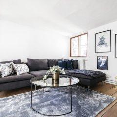 Отель Cosy Apartment in City Centre Дания, Копенгаген - отзывы, цены и фото номеров - забронировать отель Cosy Apartment in City Centre онлайн комната для гостей фото 3