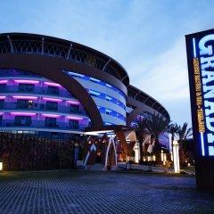 Granada Luxury Resort & Spa Турция, Аланья - 1 отзыв об отеле, цены и фото номеров - забронировать отель Granada Luxury Resort & Spa онлайн парковка