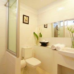 Отель Mariya Boutique Residence Бангкок ванная фото 2