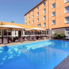 Отель Mercure Hotel Berlin City West Германия, Берлин - отзывы, цены и фото номеров - забронировать отель Mercure Hotel Berlin City West онлайн бассейн фото 3