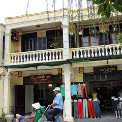 Отель Harmony Hoian Homestay Хойан бассейн