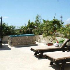 Отель Maya Turquesa Мексика, Плая-дель-Кармен - отзывы, цены и фото номеров - забронировать отель Maya Turquesa онлайн бассейн