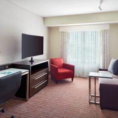 Отель Residence Inn by Marriott Columbus University Area комната для гостей фото 4