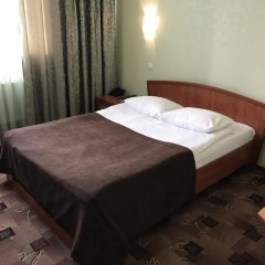 Гостиница Александровский комната для гостей фото 3