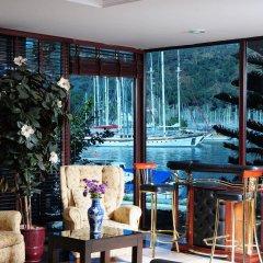 Grand Ata Park Hotel Турция, Фетхие - отзывы, цены и фото номеров - забронировать отель Grand Ata Park Hotel онлайн гостиничный бар