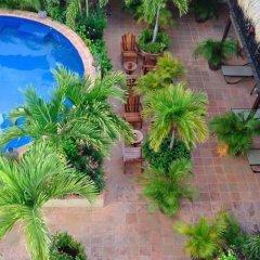 Отель La Pasion Hotel Boutique Мексика, Плая-дель-Кармен - отзывы, цены и фото номеров - забронировать отель La Pasion Hotel Boutique онлайн фото 4
