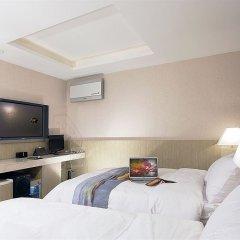 Отель Dodo Tourist Hotel Южная Корея, Сеул - отзывы, цены и фото номеров - забронировать отель Dodo Tourist Hotel онлайн комната для гостей фото 3