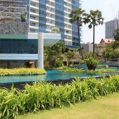 Отель The Palm Wongamat Beach Pattaya Паттайя бассейн фото 3