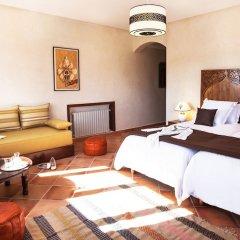 Отель Dar Tanja Марокко, Танжер - отзывы, цены и фото номеров - забронировать отель Dar Tanja онлайн комната для гостей фото 5