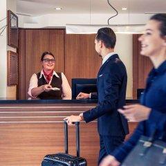 Mercure Hotel München Airport Freising интерьер отеля фото 2