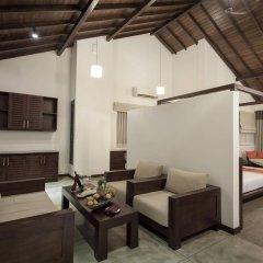 Отель The Calm Resort & Spa комната для гостей фото 4