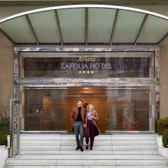 Отель Athens Zafolia Hotel Греция, Афины - 1 отзыв об отеле, цены и фото номеров - забронировать отель Athens Zafolia Hotel онлайн интерьер отеля фото 2