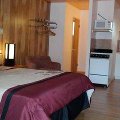 Отель Coast Inn and Spa Fort Bragg в номере