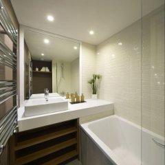 Отель Citadines Les Halles Paris ванная