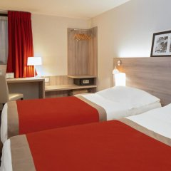 Отель KYRIAD PARIS EST - Bois de Vincennes комната для гостей фото 2