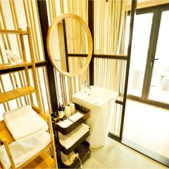Hangzhou West Lake Longshang Boutique Hotel ванная фото 2