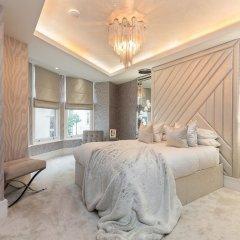 Отель Incredible 6 Storey 4 bed Luxury House in St James Лондон комната для гостей фото 5