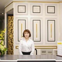 Отель NEW STAR INN Boutique Hotel Вьетнам, Хошимин - отзывы, цены и фото номеров - забронировать отель NEW STAR INN Boutique Hotel онлайн интерьер отеля фото 2