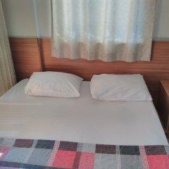 Отель Mavi Cennet Camping Pansiyon Сиде комната для гостей фото 4