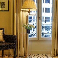 Отель Hôtel Montaigne комната для гостей фото 3