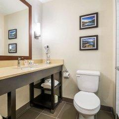 Отель Comfort Inn & Suites ванная
