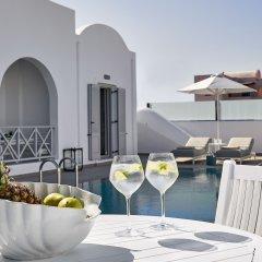 Отель Tramonto Private Villa Греция, Остров Санторини - отзывы, цены и фото номеров - забронировать отель Tramonto Private Villa онлайн бассейн