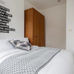 Отель The Notting Hill Nook - Bright & Quiet 2BDR Apartment Великобритания, Лондон - отзывы, цены и фото номеров - забронировать отель The Notting Hill Nook - Bright & Quiet 2BDR Apartment онлайн комната для гостей фото 2
