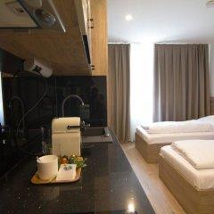 Отель Sleep Inn Düsseldorf Германия, Дюссельдорф - отзывы, цены и фото номеров - забронировать отель Sleep Inn Düsseldorf онлайн комната для гостей фото 3