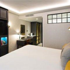 Отель Vintry & Mercer Hotel Великобритания, Лондон - отзывы, цены и фото номеров - забронировать отель Vintry & Mercer Hotel онлайн комната для гостей фото 4