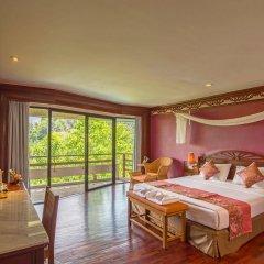 Отель Maritime Park And Spa Resort Нуа-Клонг комната для гостей фото 5