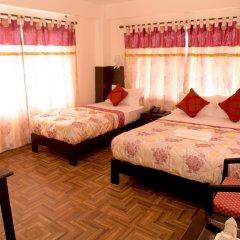Отель Center Lake Непал, Покхара - отзывы, цены и фото номеров - забронировать отель Center Lake онлайн комната для гостей фото 2