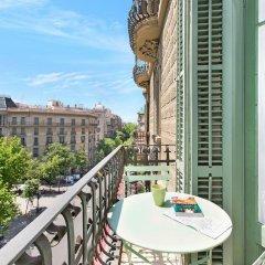 Отель Bacardi Central Suites балкон