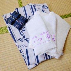 Отель Tsurumi Япония, Беппу - отзывы, цены и фото номеров - забронировать отель Tsurumi онлайн ванная
