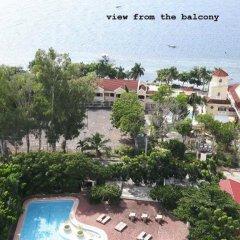 Отель La Mirada Residences Филиппины, Лапу-Лапу - отзывы, цены и фото номеров - забронировать отель La Mirada Residences онлайн балкон