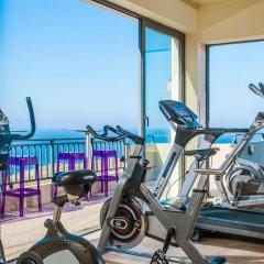 Отель Happy Cretan Suites фитнесс-зал фото 2