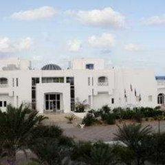 Отель Jasmina Thalassa Hotel Тунис, Мидун - отзывы, цены и фото номеров - забронировать отель Jasmina Thalassa Hotel онлайн пляж фото 2