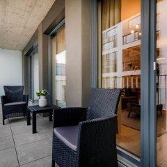 Апартаменты Prague Luxury Apartments балкон