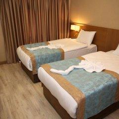 Grand Bulut Hotel & Spa Мерсин сейф в номере
